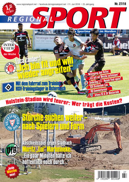RegionalSport-Ausgabe (27/2018)