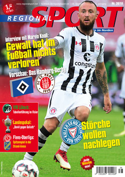 RegionalSport-Ausgabe (38/2018) - 26.09.2018