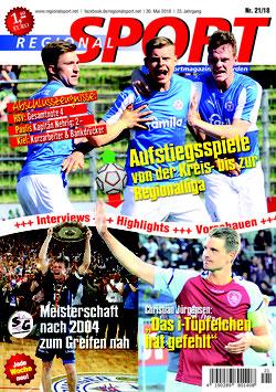 RegionalSport-Ausgabe (21/2018)