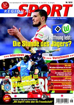 RegionalSport-Ausgabe (16/2018)