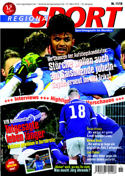 RegionalSport-Ausgabe (11/2018)