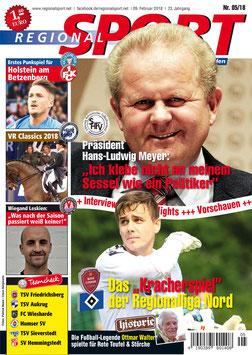 RegionalSport-Ausgabe (05/2018)