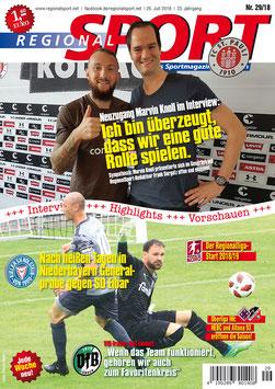 RegionalSport-Ausgabe (29/2018)