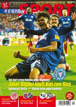 RegionalSport-Ausgabe (35/2018) - 05.09.2018