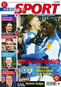 RegionalSport-Ausgabe (03/2018)