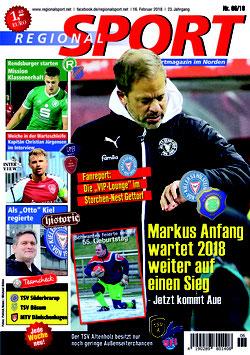 RegionalSport-Ausgabe (06/2018)