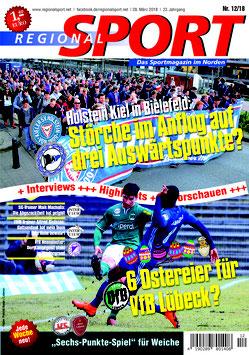 RegionalSport-Ausgabe (12/2018)