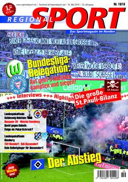 RegionalSport-Ausgabe (19/2018)