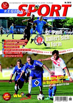 RegionalSport-Ausgabe (26/2018)
