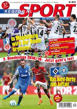 RegionalSport-Ausgabe (30/2018)