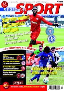 RegionalSport-Ausgabe (13/2018)