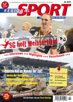 RegionalSport-Ausgabe (22/2018)