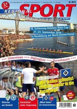 RegionalSport-Ausgabe (36/2018) - 12.09.2018