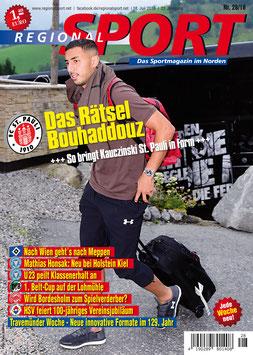 RegionalSport-Ausgabe (28/2018)