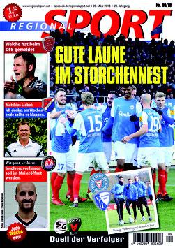 RegionalSport-Ausgabe (09/2018)