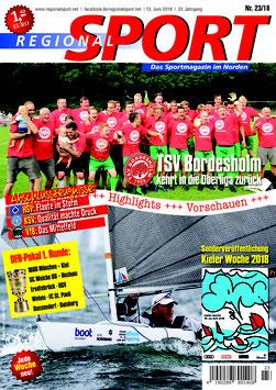 RegionalSport-Ausgabe (23/2018)