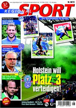 RegionalSport-Ausgabe (08/2018)