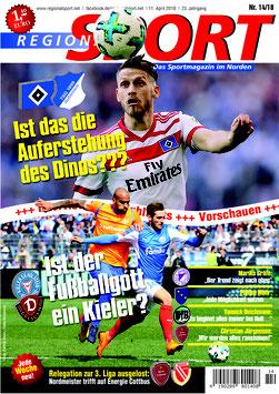 RegionalSport-Ausgabe (14/2018)