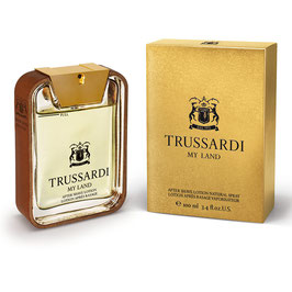 Trussardy My Land Aftershave Natural Spray 100ml