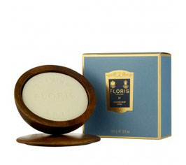 FLORIS London JF Shaving Soap Bowl 100g