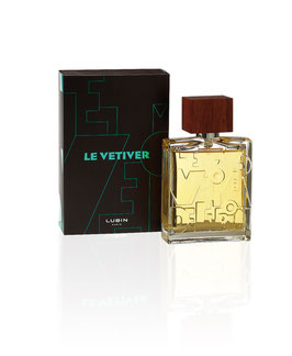 Lubin Paris Le Vetiver Eau de Toilette 75ml