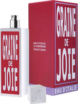 Eau d'Italie GRAINE DE JOIE Eau de Parfum 100ml