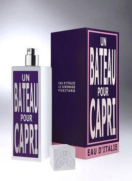 Eau d'Italie UN BATEAU POUR CAPRI Eau de Parfum 100ml