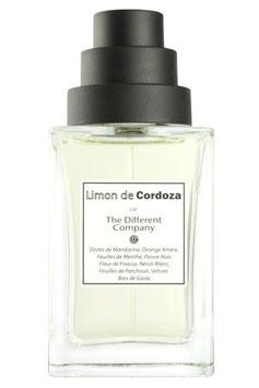 The Different Company Limon de Cordoza Eau de Toilette