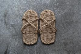 和紙の草履