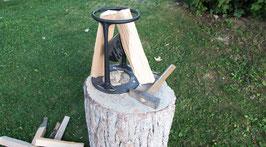 Holzspalthilfe  -  Kindling Cracker