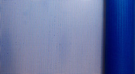 Armierungsgittergewebe blau