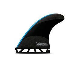 Futures John John Techflex Thruster Fins (S)