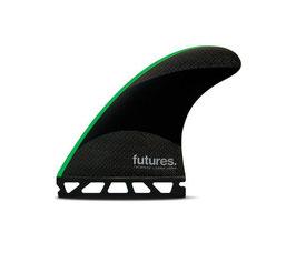 Futures John John Techflex Thruster Fins (M)
