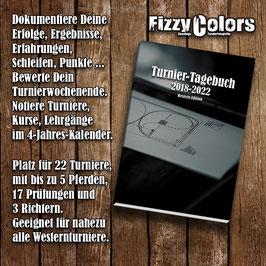 Turnier-Tagebuch Westernedition DIN A4