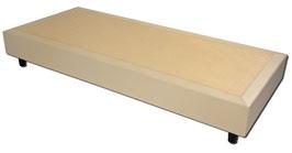 Base fixa (estrutura em pinho seco e tratado)