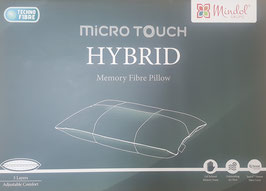 almofada micro touch hybrid