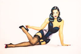 Dita Pin Up