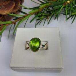 Olivin Ring