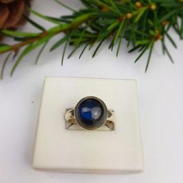 Labradorit Ring Gr. 63,5