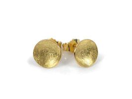 Leider verkauft - Ohrstecker in Gelbgold 750/000
