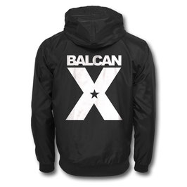 Balkan Apparel - BalcanX Windbreaker