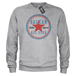 Balkan Apparel - Balkan Allstars Crewneck Sweater