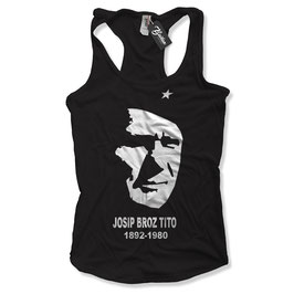 Balkan Apparel - Tito Memorial Damen Tanktop