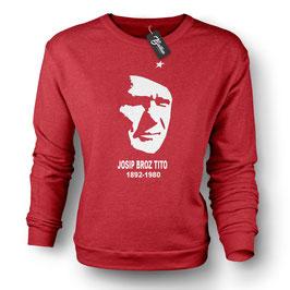 """Balkan Apparel - Josip Broz Tito """"Memorial"""" Crewneck Sweater Damen"""