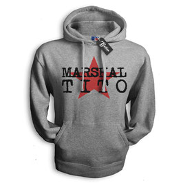 "Balkan Apparel - Marshal Tito ""Star"" Hooded Sweat Herren"