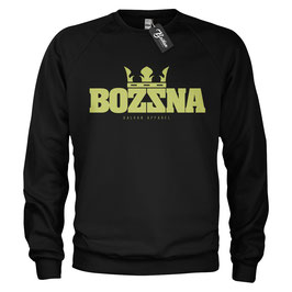 "Balkan Apparel - Bozzna ""Crown"" Crewneck Sweater"