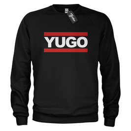 Balkan Apparel - YUGO DMC Crewneck Sweater
