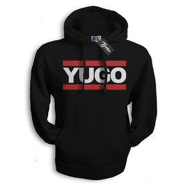 Balkan Apparel - YUGO DMC Hooded Sweat Damen