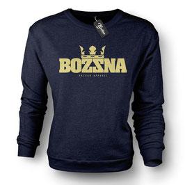 "Balkan Apparel - Bozzna ""Crown"" Crewneck Sweater Damen"
