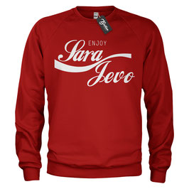 Balkan Apparel - Enjoy Sarajevo Crewneck Sweater